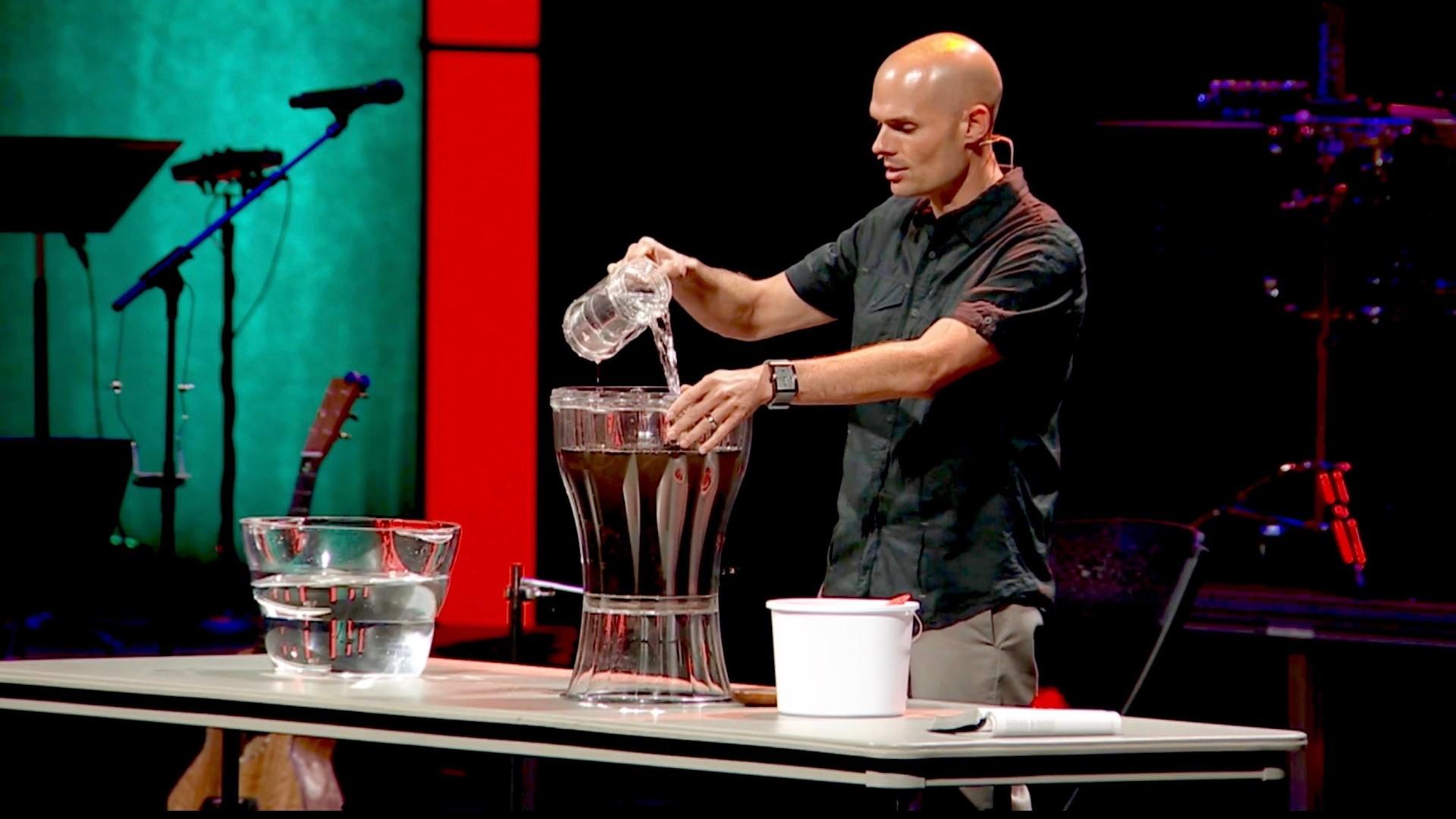 Pour It Out Teaching Shot