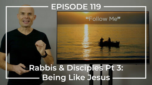 Rabbis and Disciples