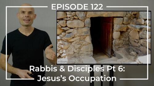 Jesus's Occupation